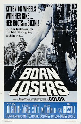 The Born Losers (1967, USA) movie poster