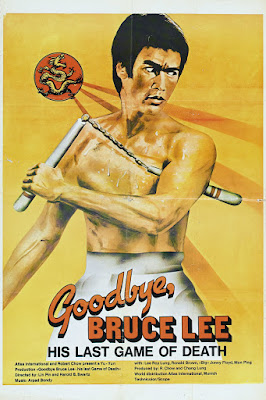 Goodbye Bruce Lee: His Last Game of Death (Xin si wang you hu) (1975, Taiwan) movie poster