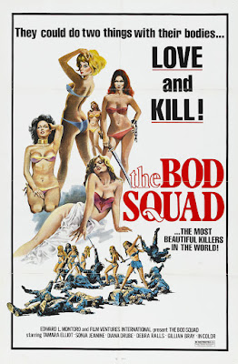 The Bod Squad (Yang chi / Karate, Küsse, blonde Katzen) (1974, Hong Kong / Germany) movie poster