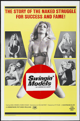 Swingin' Models (Bettkarriere / Bed Career) (1972, Germany) movie poster