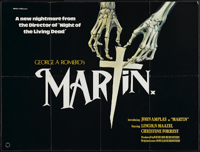 Martin (1977, USA) movie poster