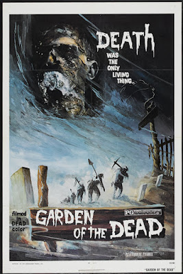 Garden of the Dead (1974, USA) movie poster