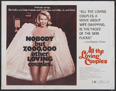All the Loving Couples (1969, USA) movie poster