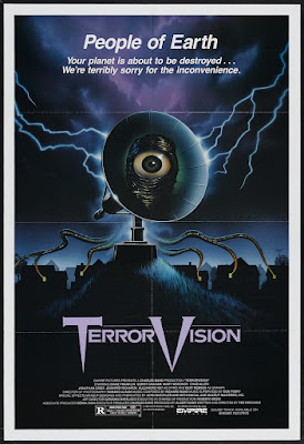 TerrorVision (1986, USA) movie poster