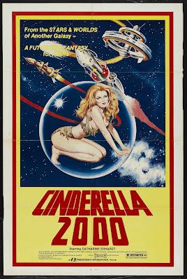Cinderella 2000 (1977, USA) movie poster