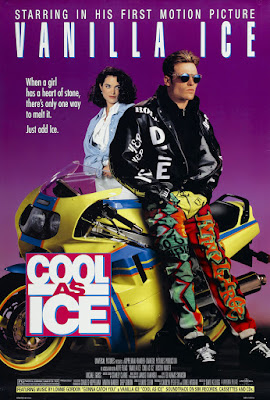 Cool as Ice (1991, USA) movie poster