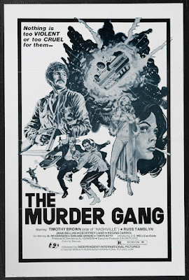 Black Heat (aka The Murder Gang) (1976, USA) movie poster