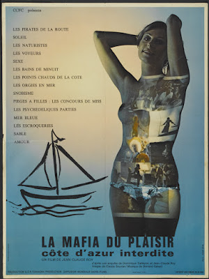 Pleasure Mafia (La Maffia du plaisir) (1971, France) movie poster