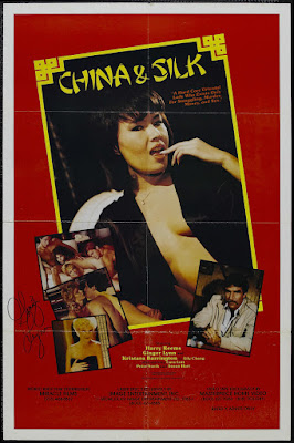 China and Silk (1984, USA) movie poster
