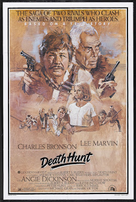 Death Hunt (1981, USA) movie poster