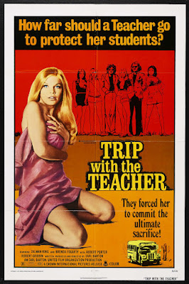 Trip with the Teacher (1975, USA) movie poster
