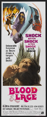Blood and Lace (1971, USA) movie poster