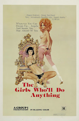The Girls Who'll Do Anything (1976, Israel) movie poster