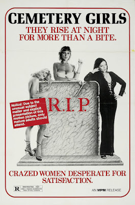 Vampire Hookers (aka Cemetery Girls) (1978, USA / Philippines) movie poster