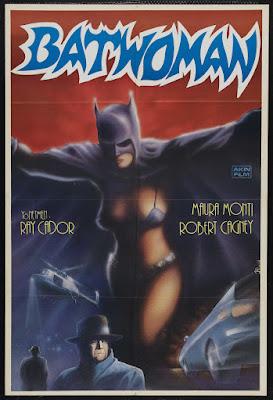 Batwoman (La mujer murciélago) (1968, Mexico) movie poster