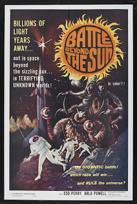 Battle Beyond the Sun (Nebo zovyot / The Sky Is Calling) (1960, Soviet Union) movie poster