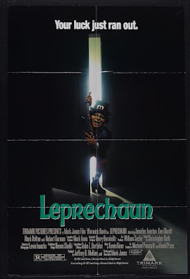 Leprechaun (1993, USA) movie poster