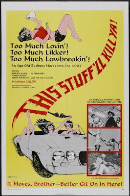 This Stuff'll Kill Ya! (1971, USA) movie poster