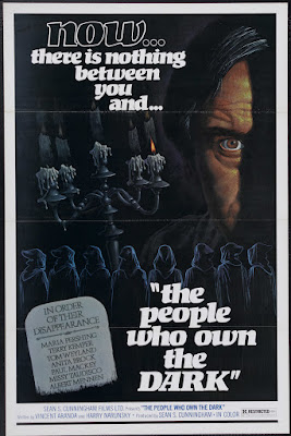 The People Who Own the Dark (Último deseo / Last Desire) (1976, Spain) movie poster