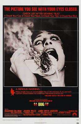 Bug (1975, USA) movie poster