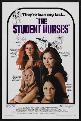 The Student Nurses (1970, USA) movie poster
