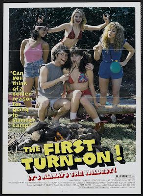 The First Turn-On!! (1983, USA) movie poster