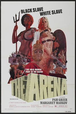 The Arena (aka Naked Warriors) (1974, USA / Italy) movie poster