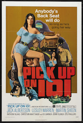 Pickup on 101 (1972, USA) movie poster