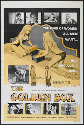 The Golden Box (1970, USA) movie poster
