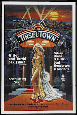 Tinsel Town (1980, USA) movie poster