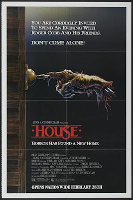 House (1986, USA) movie poster