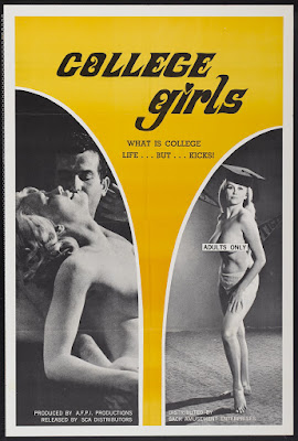 College Girls (1968, USA) movie poster
