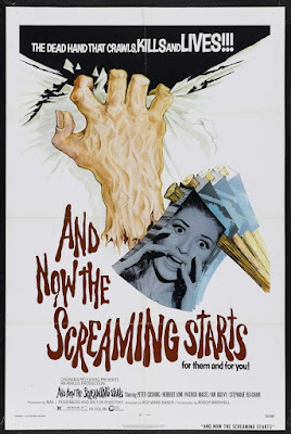 And Now the Screaming Starts! (1973, UK) movie poster