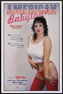 American Babylon (1987, USA) movie poster