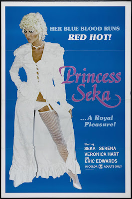 Princess Seka (1980, USA) movie poster