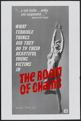 The Room of Chains (Les amours particulières) (1972, France) movie poster