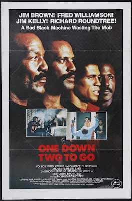 One Down, Two to Go (1982, USA) movie poster