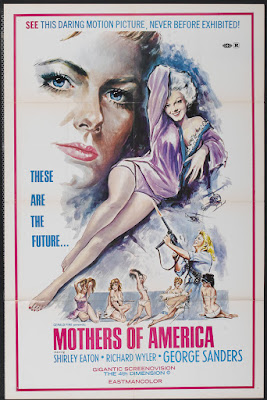 The Seven Secrets of Sumuru (aka The Girl from Rio, aka Mothers of America) (1969, Germany / Spain / USA) movie poster