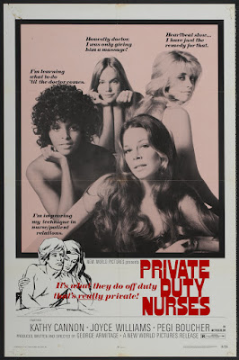 Private Duty Nurses (1971, USA) movie poster