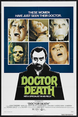 Dr. Death: Seeker of Souls (aka Doctor Death) (1973, USA) movie poster