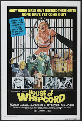 House of Whipcord (1974, UK) movie poster