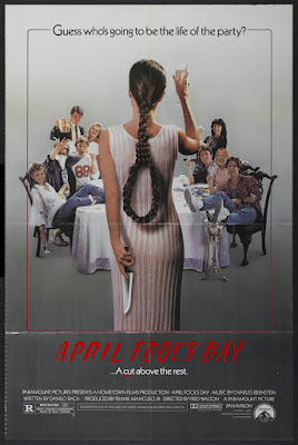 April Fool's Day (1986, USA) movie poster