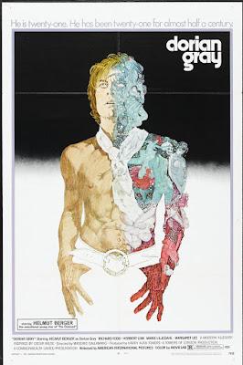 Dorian Gray (1970, Italy, Germany, UK) movie poster