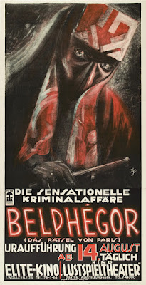 Belphégor (1927, France) movie poster