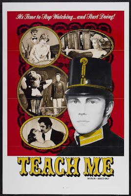 Teach Me (Auch Fummeln will gelernt sein) (1972, Germany) movie poster