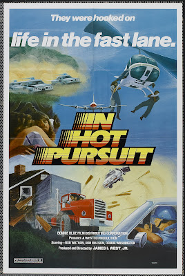 In Hot Pursuit (aka Polk County Pot Plane) (1977, USA) movie poster