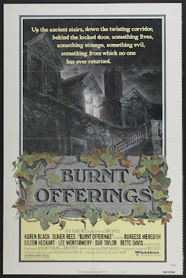 Burnt Offerings (1976, USA) movie poster