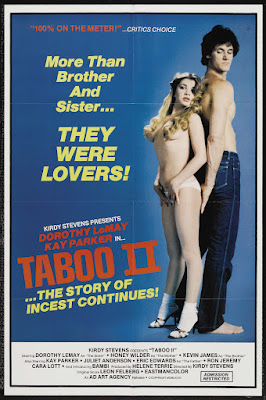 Taboo II (1982, USA) movie poster