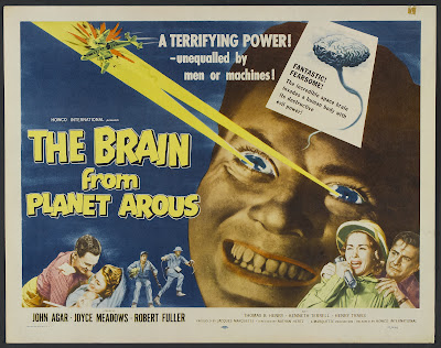 The Brain from Planet Arous (1957, USA)