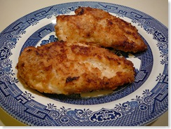 weight watchers lowfat chicken
